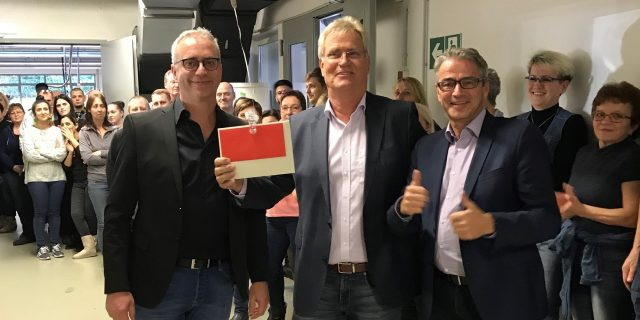 Verabschiedung unseres langjährigen Geschäftsführers Jochen Schmitz